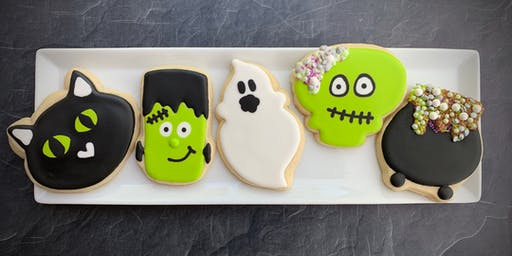 SOLD OUT: Cookie Decorating with 'A Couple Smart Cookies'! (Adult Only, 10/25 @ 7:30pm)