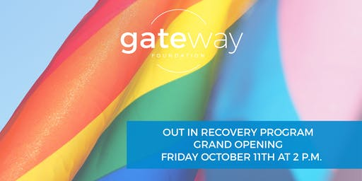 Out in Recovery Open House