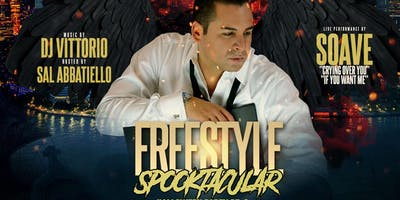 Freestyle Spooktacular Halloween Party Pt. 3 With Live Performance By Soave