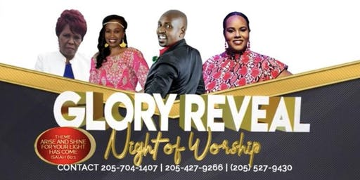 Glory Reveal Night of Worship