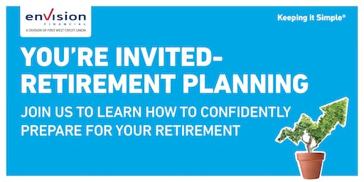 Member Education Event - Retirement Planning