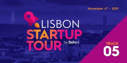 Lisbon Startup Tour 5: Volkswagen DS, Homeit, Sensei