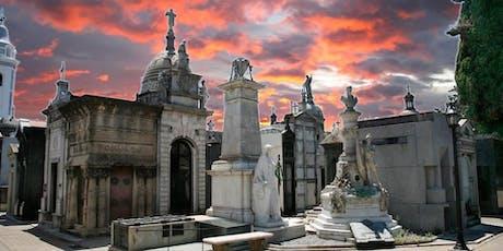 Cementerio de la  Recoleta entradas