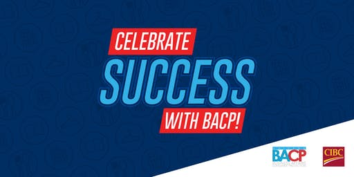 Celebrate Sucess with BACP!