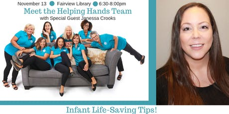 Meet The Team with Janessa Crooks  tickets