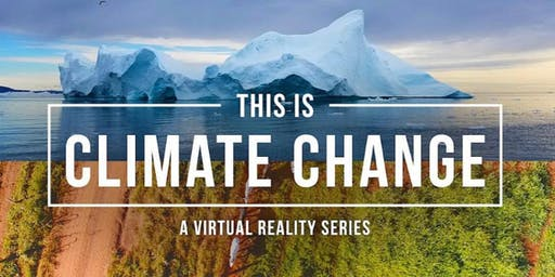 This is Climate Change VR Screening