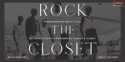 Rock The Closet Fashion Show