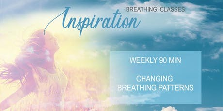INSPIRATION - Weekly Classes for recovery on cellular level tickets