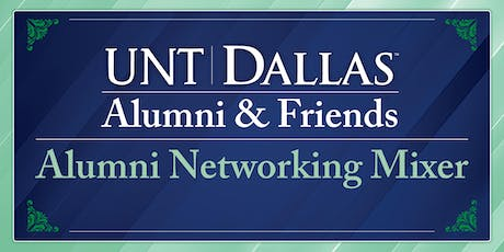 2019 UNT Dallas Homecoming Alumni  Mixer tickets