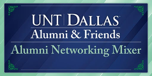 2019 UNT Dallas Homecoming Alumni  Mixer