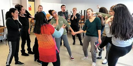 Teacher Workshop: How To Make Shakespeare Fun billets