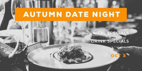 Autumn Date Night tickets
