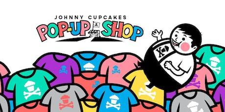 Johnny Cupcakes x Zombie Crawl Pop-Up Shop tickets