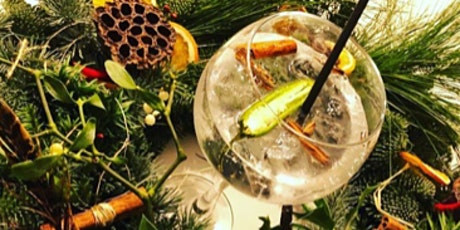 Christmas Wreath Making Workshop with Gin tickets