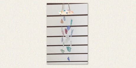 Shell/Glass Wind Chime Making Class tickets