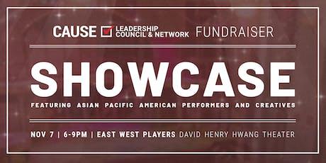 CAUSE APA Showcase tickets