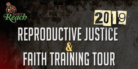 Reproductive Justice and Faith Training  tickets