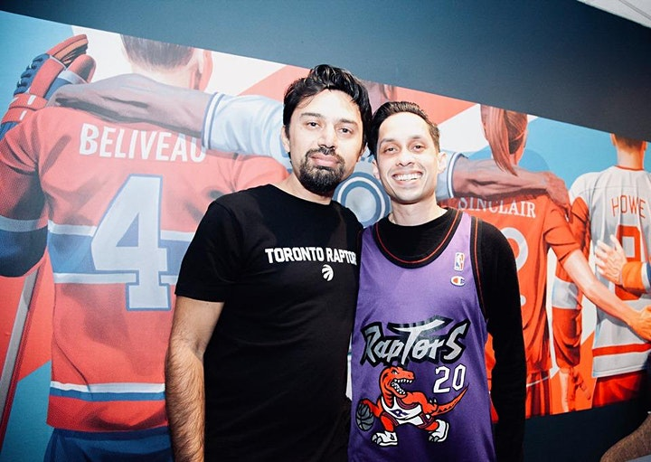 Raptors Republic x ATB News x Sportsnet Grill OPENING NIGHT WATCH PARTY image