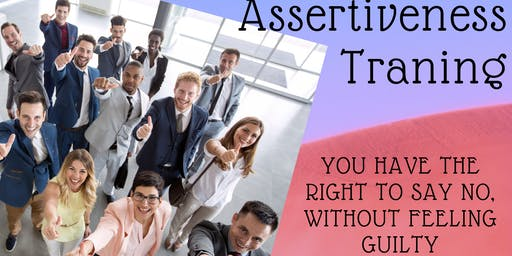How to say 'No' with Confidence - Assertiveness Training