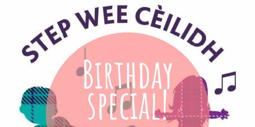 Swaddle Turns 3 - FREE Birthday Cèilidh