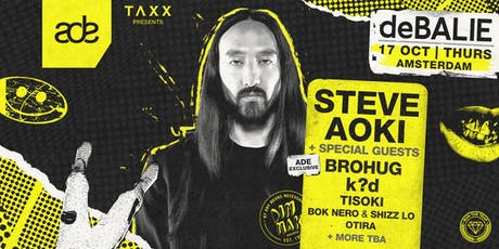 Dim Mak Records ADE Showcase tickets