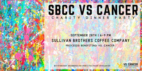 SBCC VS Cancer  Charity Dinner Party tickets