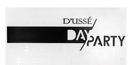 D'USSE' DAY PARTY tickets