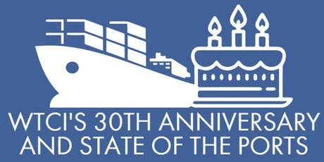 Maryland State of the Ports and WTCI 30th Anniversary tickets