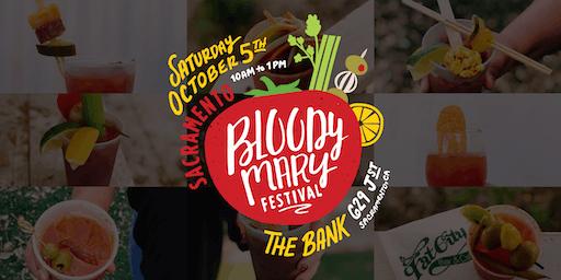 Sacramento Bloody Mary Festival!