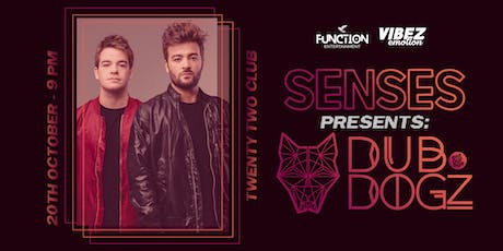 Function Presents | Senses #3 Dubdogz entradas