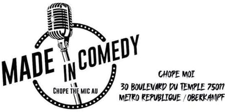 Made in Comedy - Sixième édition billets
