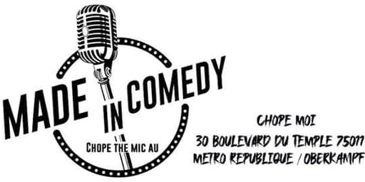 Made in Comedy - Sixième édition