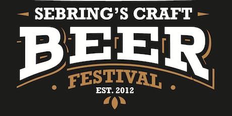 Sebring's Craft Beer Festival tickets