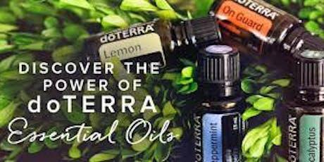 DoTERRA Essential Oils 101 tickets