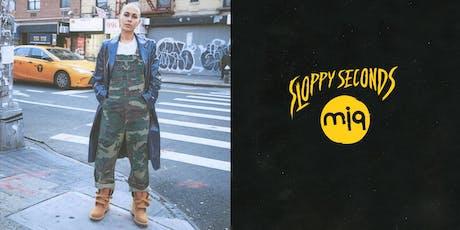 Sloppy Seconds featuring Nicole of Nina Sky (dj set) tickets