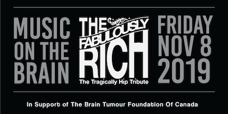 Music On The Brain feat. The Fabulously Rich tickets