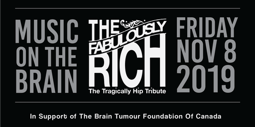 Music On The Brain feat. The Fabulously Rich