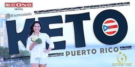 KETO Puerto Rico tickets