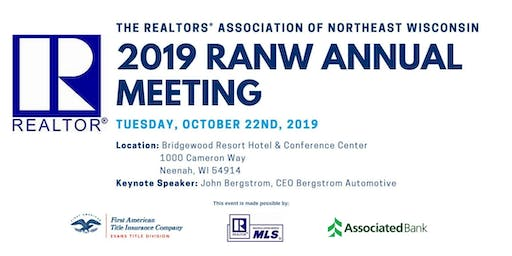 2019 RANW Annual Meeting