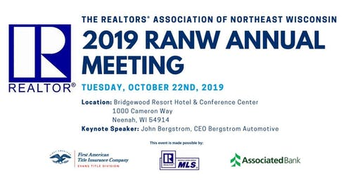 2019 RANW Annual Meeting