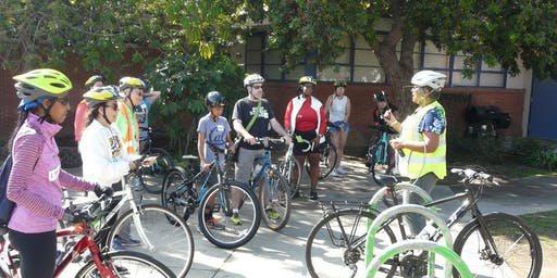 BEST Class: Bike 2 - Rules of the Road (Pico Rivera)