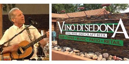 Brian Peterman acoustic at Vino Di Sedona