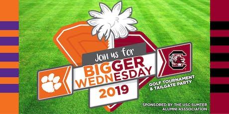 Bigger Wednesday Golf Tournament tickets
