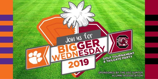 Bigger Wednesday Tailgate Party