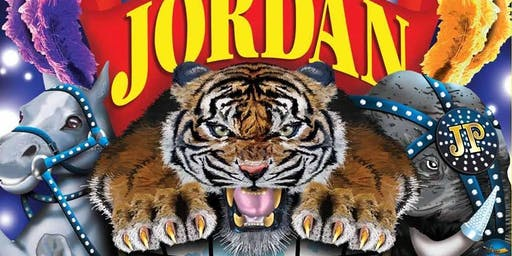 Jordan World Circus 2019 - Mt. Pleasant, MI