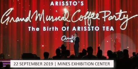 Arissto Coffee and Tea Grand Musical Party tickets
