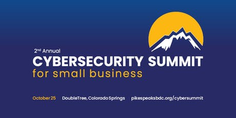 2nd Annual Cybersecurity Summit for Small Business tickets