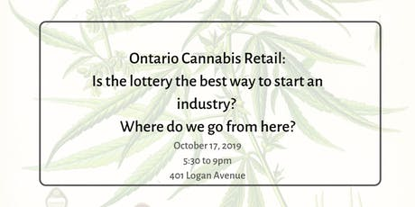 Ontario Cannabis Retail: How do we move forward after The Lottery? tickets