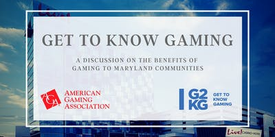 Maryland Get To Know Gaming