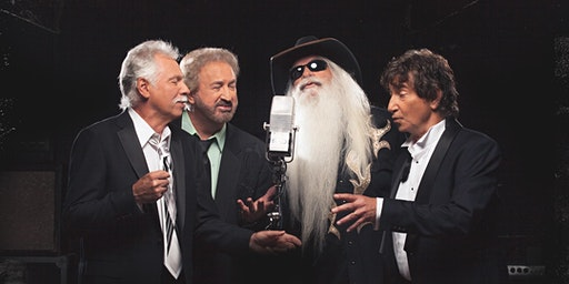 OAK RIDGE BOYS  *No Guest Band